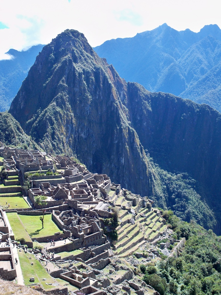 Machu Picchu: First Place