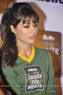 Chitrangadha Singh Photos in Jeans at Gillette Soldier for Women Event | Image Tech Buzz