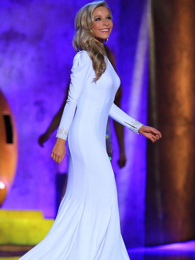 Kira Kazantsev Miss America