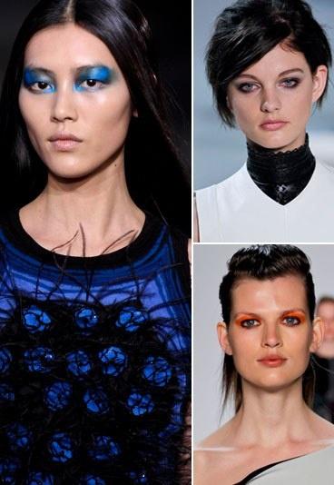 NY Fashion Week Make up Trends