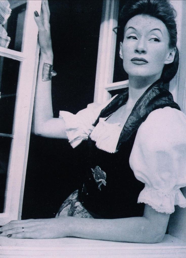 Millicent Rogers in Austria