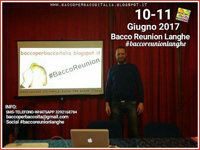 Durante #AperiBaccoit 8 Aprile 2017 Sarà presentato e ufficializzato #evento → #baccoreunionlanghe Programma Completo #baccoreunionlanghe In #Piemonte → #Langhe Un Viaggio nella #PoesianelGusto L'INNO...