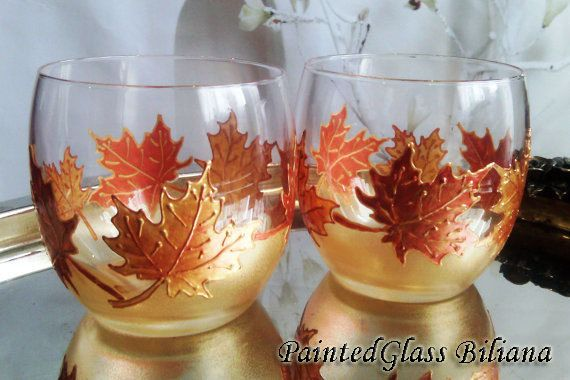 how to make copper maple leaves