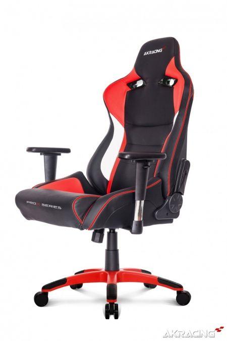 Fotel AKRACING ProX – czerwony