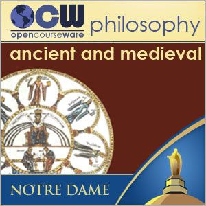 Ancient and Medieval Philosophy, OpenCourseWare - David O'Connor...: Ancient and Medieval Philosophy, OpenCourseWare - David… #Metaphysics