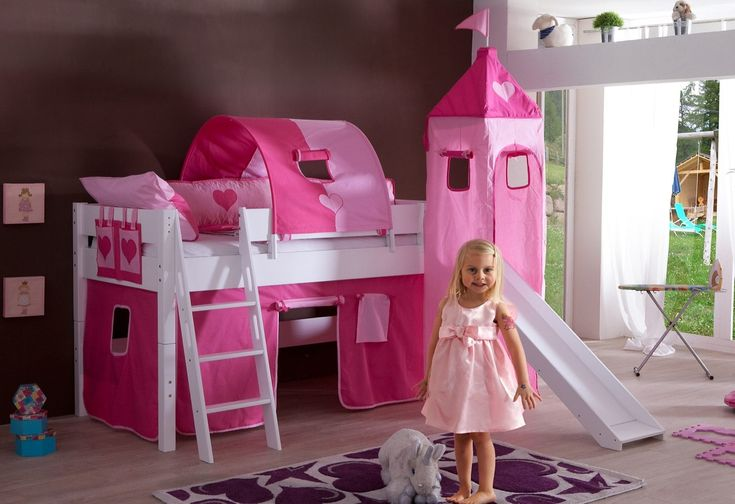 25 best ideas about halbhohes kinderbett on pinterest. Black Bedroom Furniture Sets. Home Design Ideas