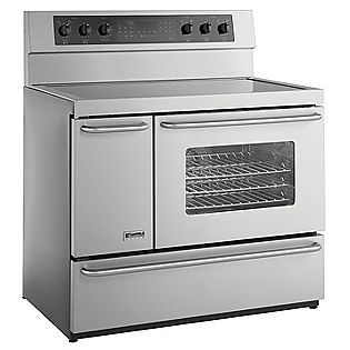 """Kenmore Elite- -40"""" Self-Clean Freestanding Electric Range w/ Two Oven 9961  Sears.com  Add this to my wish list!!! :)"""