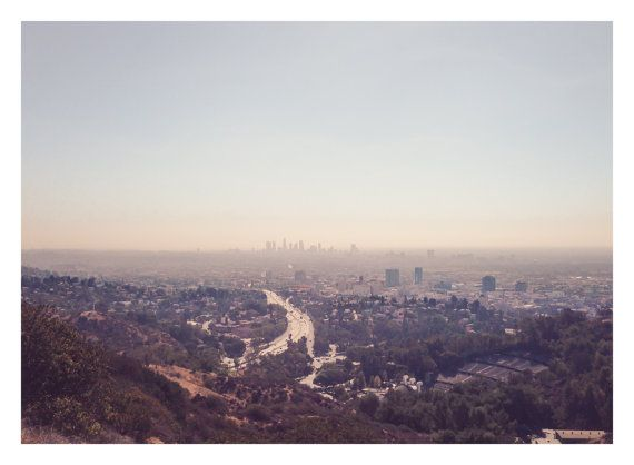 City of Angels - photography print of Los Angeles, California