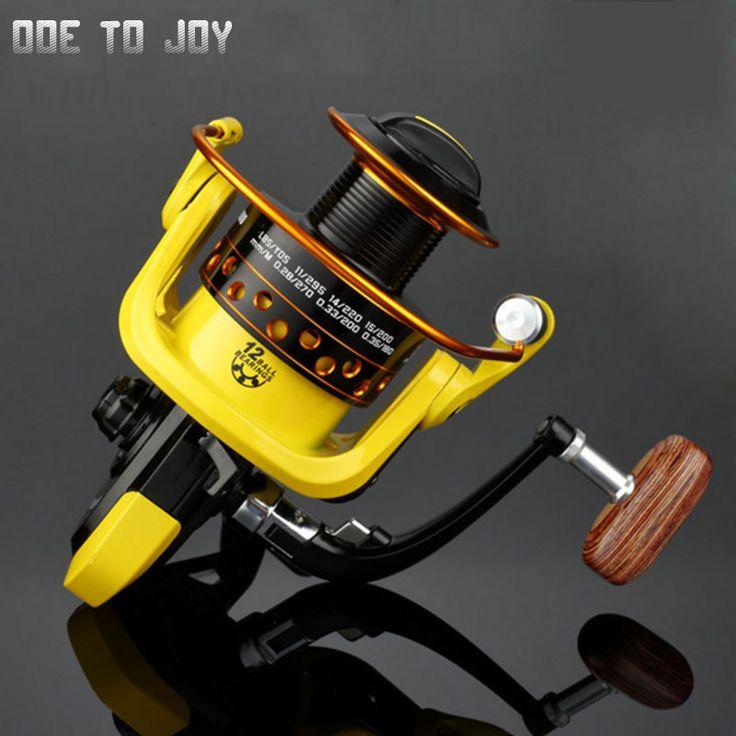 Novo 2016 tecnologia Alemã 12BB 1000-7000 molinete carpa Carretel De Pesca molinete de pesca roda roda de fiar pesca carretel