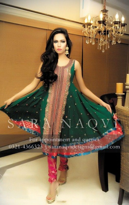 Sara Naqvi Winter Collection 2014 For Women