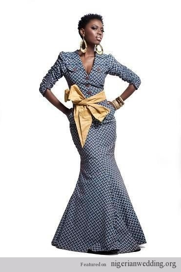 30 gorgeous flirty elegant ankara styles to rock for for African dress styles for weddings