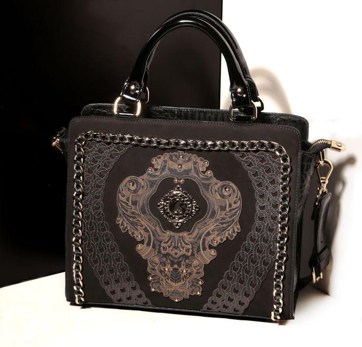 Bolsa de couro preta carmen steffens : Melhores imagens de coisas bonitas no