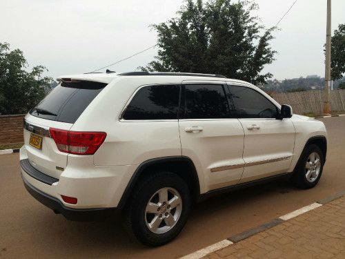 A car for sale in Kigali Description : Make : JEEP Grand Cherokee Registration plate: RAC … R Engine: 3.6 V6 (1l for 11km) kerosene consumed - Automatic Year : 2011 Mileage : 72,000 km Price...