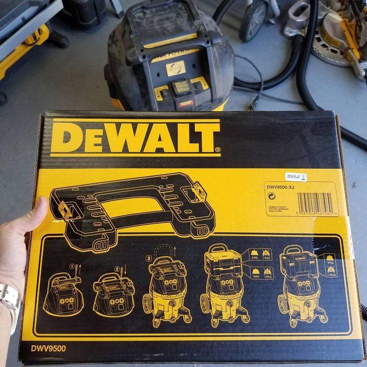bricoleur_design_jaxMove over Festool, there's a new option in town. I present the DeWalt Tstak Vac Rack attachment (DWV9500) for both of the DeWalt dust extractors.