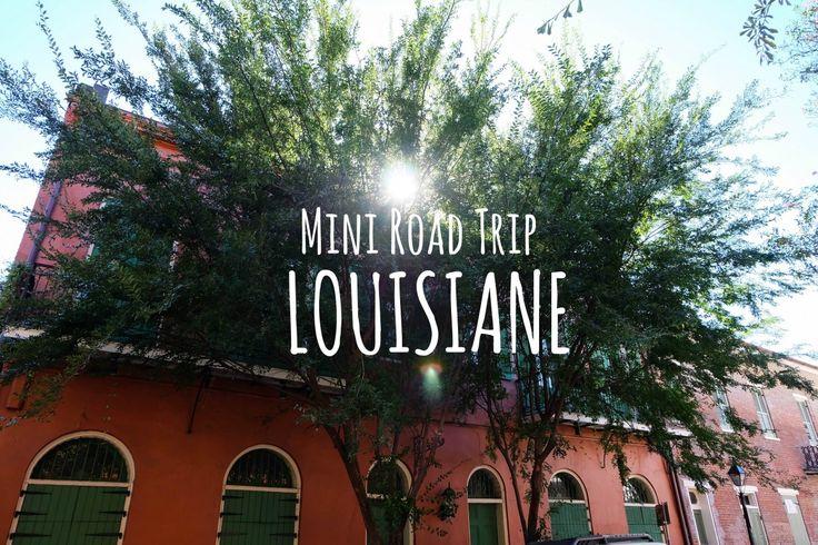 La Nouvelle Orléans, les plantations, les bayous, dans cet article on vous propose un road trip pour découvrir les incontournables d'un séjour en Louisiane.