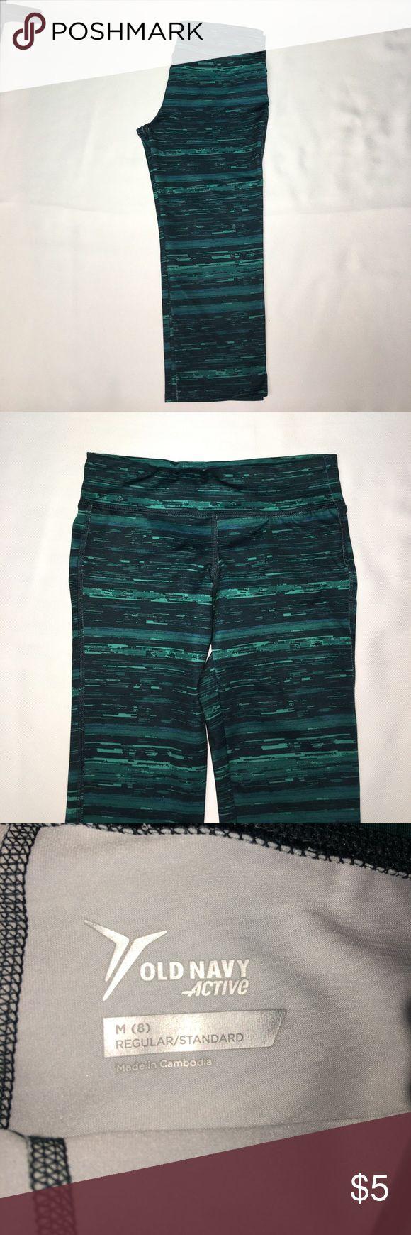 Old Navy leggings (M 8) (0067) Old Navy leggings (M 8) (0067) .... MAKE A BUNDLE!!! Old Navy Bottoms Leggings