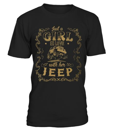 "# Girl in love with her Jeep .  Special Offer, not available anywhere else!      Available in a variety of styles and colors      Buy yours now before it is too late!      Secured payment via Visa / Mastercard / Amex / PayPal / iDeal#jeep #jeepshirt #jeeptee #jeeptees #jeephoodie #jeep2017      How to place an order            Choose the model from the drop-down menu      Click on ""Buy it now""      Choose the size and the quantity      Add your delivery address and bank details      And…"