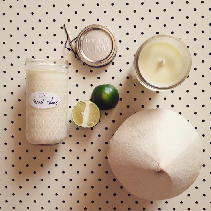 S U M M E R // This gorgeous Coconut & Lime scent reminds us of summer. One of our personal favourites! Find these in our homewares section #coconutandlime #handpouredcandles #soycandles #smellsogood #candles #houseoflem