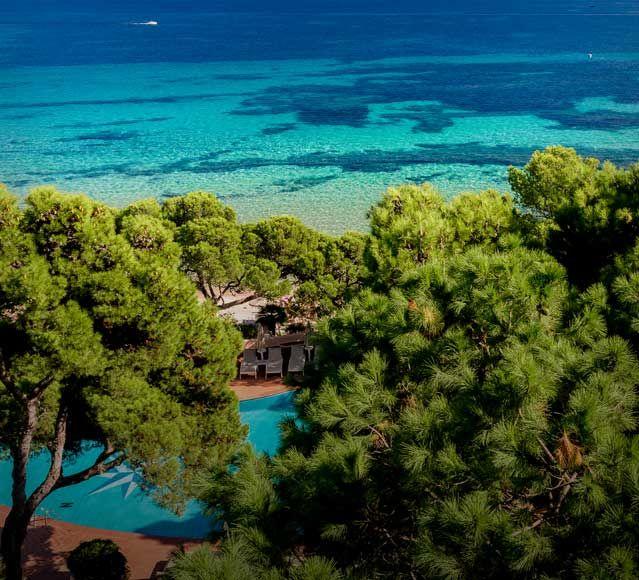 Resort in Sardinia