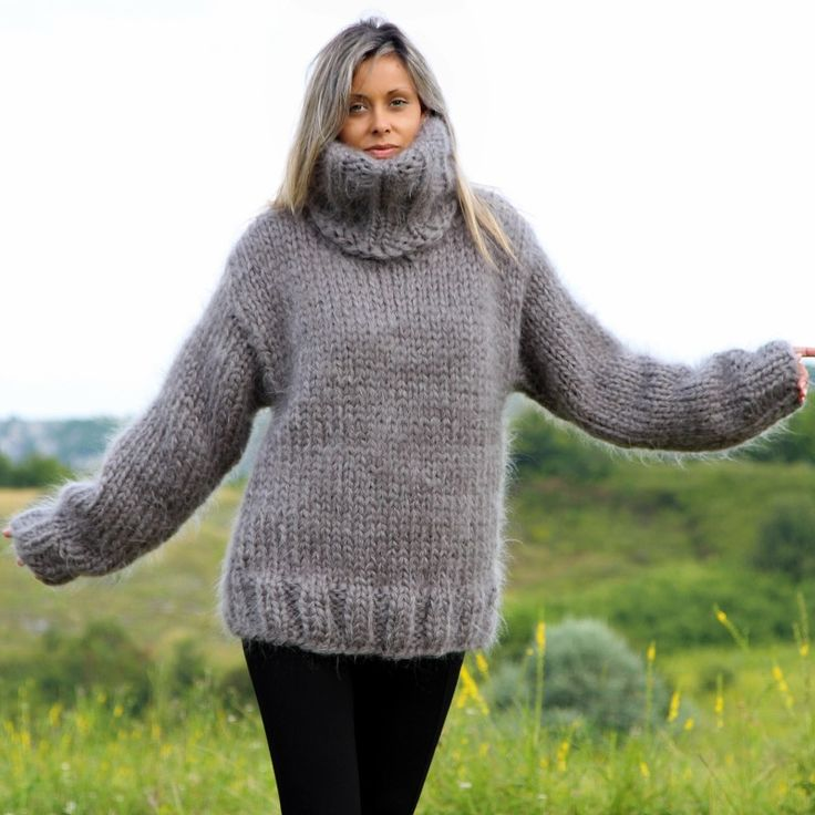 https://extravagantza.com/heavy-weight-mohair-sweaters/307-10-strands-hand-knit-mohair-sweater-light-gray-color-fuzzy-turtleneck-plain-design.html