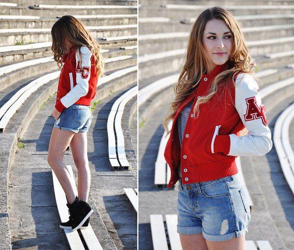 15 best varsity jackets images on Pinterest | Varsity jackets ...