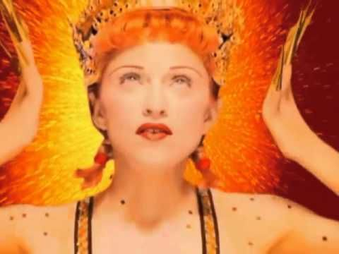 Madonna - Bedtime Story (Video) - YouTube