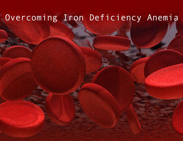 Overcoming Iron Deficiency Anemia @Jasmine Ann {The Gluten Free Scallywag} Lucero {The Christian Herbal}