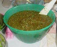 Recipe for Puerto Rucan sofrito. Found on El Boricua /