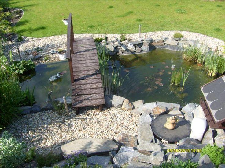 Fish In Backyard Pond Crossword : Pin by Kacka Jan?kov? Konecn? on PONDS  jez?rka  Pinterest