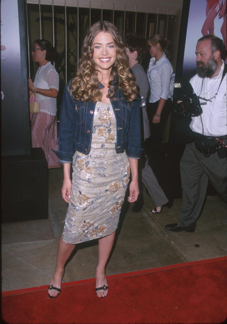 Pin for Later: The Drop Dead Gorgeous Premiere Will Give You So Much '90s Nostalgia Denise Richards Was So Cute Pre-Charlie Sheen