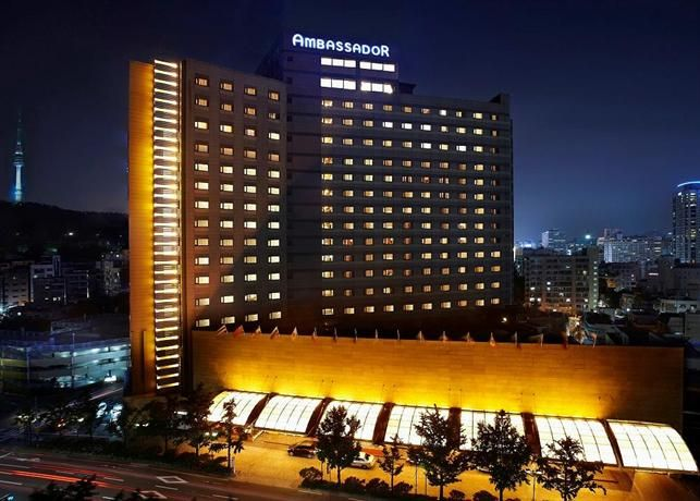 OopsnewsHotels - Grand Ambassador Seoul associated with Pullman