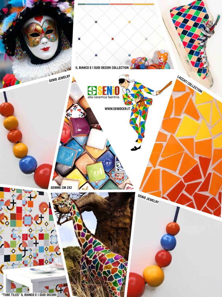 Senio's carnival!! www.seniocer.it DESIGNED & MADE IN ITALY