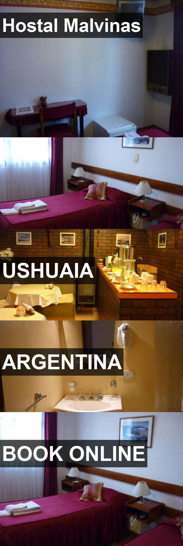 Hotel Hostal Malvinas in Ushuaia, Argentina. For more information, photos, reviews and best prices please follow the link. #Argentina #Ushuaia #HostalMalvinas #hotel #travel #vacation