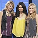 Who is your fave singer (in order) + add which song is your favorite.    ill say mine:    1st) taylor swift- breathe and cold as you & The other side of the door  2nd) miley cyrus- when i look at you, the climb, goodbye  3rd) demi lovato- catch me, everyth The New Michael Antonio Women's Gota Wedge Sandal