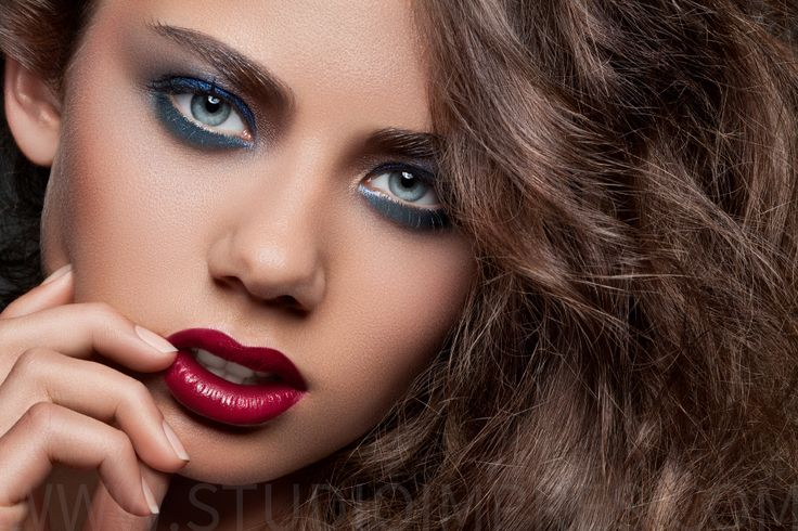 beauty high-end skin and hair retouching