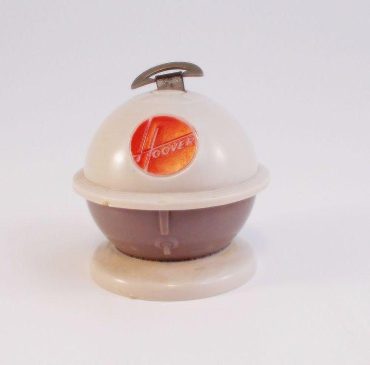 "Vintage Mid Century Advertising Hoover Canister Vacuum Cleaner Tape Measure 48"" #Hoover"