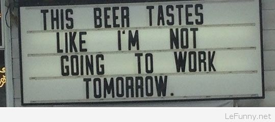 Funny beer flavour sign picture | Funny Pictures | Funny Quotes | Funny Jokes – Photos, Images, Pics