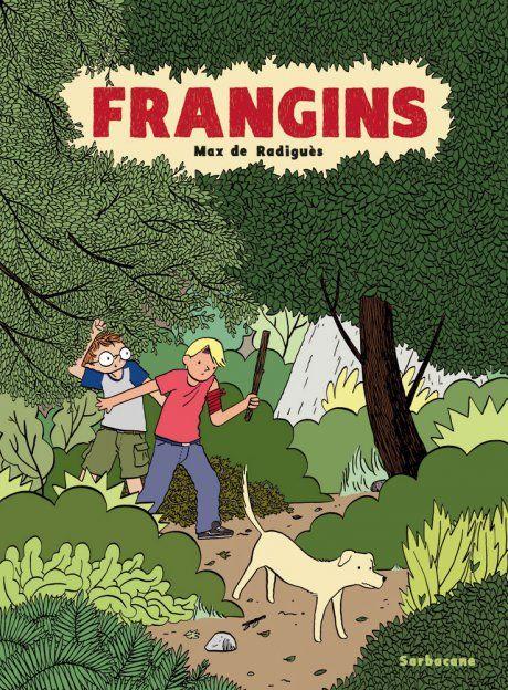"""Max de Radiguès est un auteur bruxellois. Avec """"Frangins"""" il explore une nouvelle fois sur terrain favori, l'adolescence."""