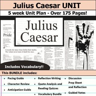 best julius caesar ideas ancient rome funny  julius caesar unit 5 weeks of lesson plans includes pacing guide film essay activities reading quizzes and discussions this bundle has everything you