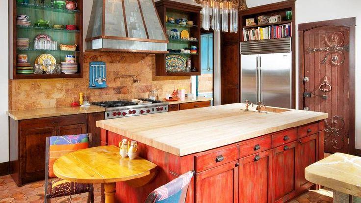 Top 20 Mediterranean Kitchens Design