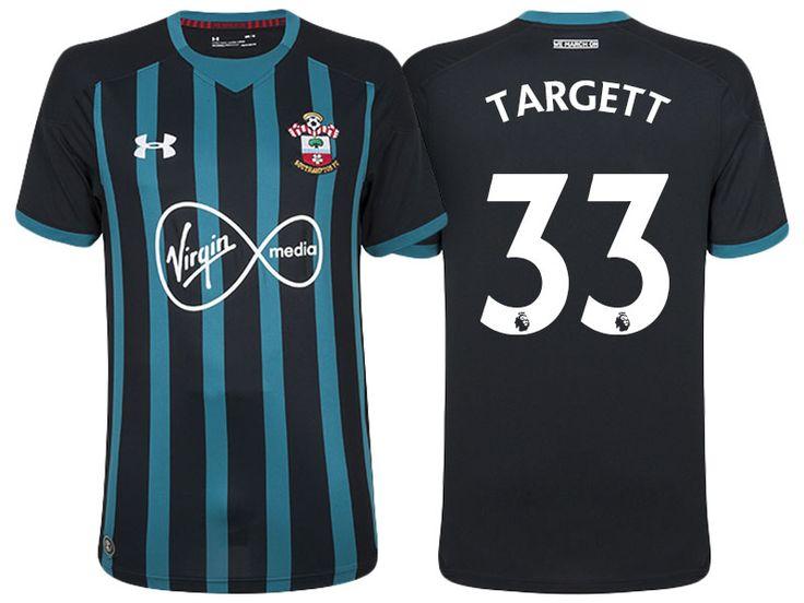 Southampton Jersey matt targett 17-18 Away Shirt