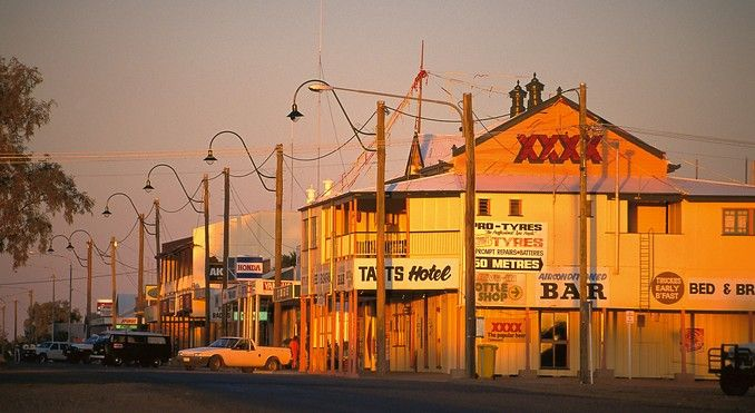 Winton, QLD