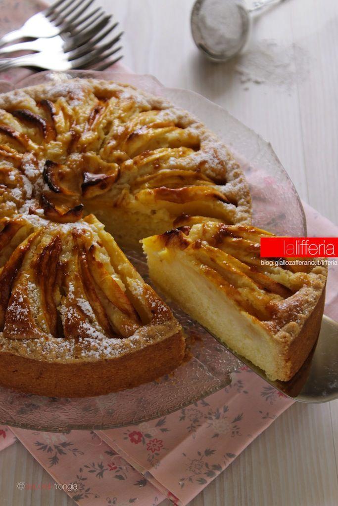 Torta Matrioska, la torta ripiena di torta di mele
