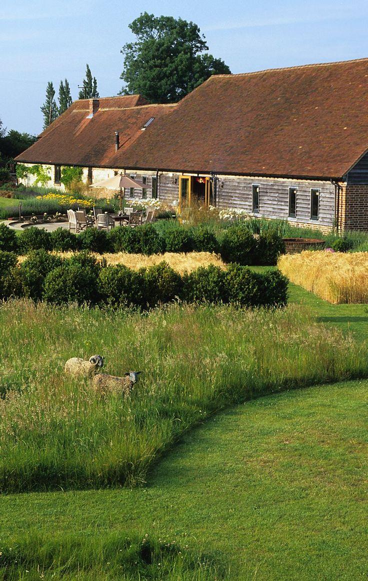 grass paths - landscape garden design by acreswild
