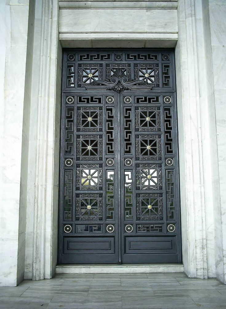 131 best greek revival images on pinterest architectural for Door key design