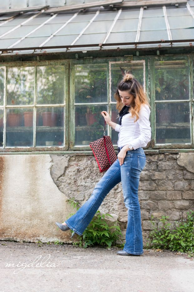 Casual Friday everyday! Migdelia   Fashion for petite women https://goo.gl/ax5Qa4
