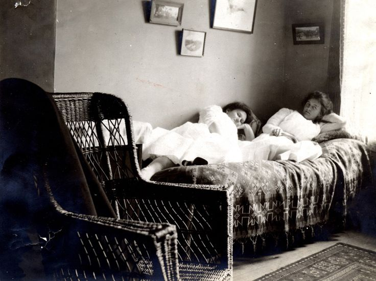Dorm Rooms through the ages (this one is from 1890!)
