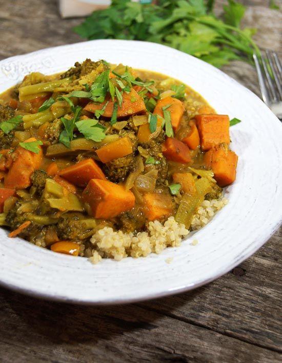 Quick Pumpkin Curry (Vegan, Paleo) « Detoxinista