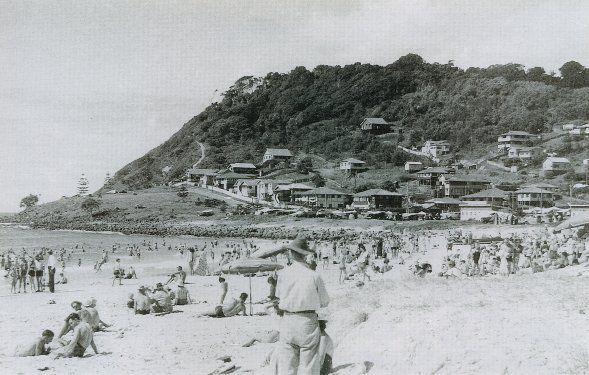 Gold Coast (Australia) - Burleigh Heads Beach