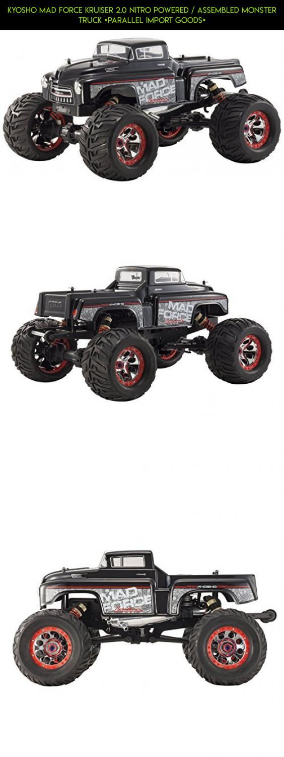 Kyosho MAD FORCE KRUISER 2.0 Nitro Powered / Assembled Monster Truck [parallel import goods] #plans #racing #fpv #parts #technology #drone #kyosho #mad #kit #kruiser #shopping #tech #gadgets #products #force #camera